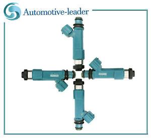 4X Fuel Injector For 2011-2014 Mazda 2 1.5L L4 2009 Ford Fiesta 1.6L 297500-0460