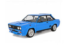 Laudoracing Fiat 131 Abarth Stradale 1976 Blue 1:18 LM109B