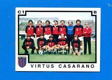 CALCIATORI PANINI 1982-83 Figurina-Sticker n. 564 - CASARANO SQUADRA -New
