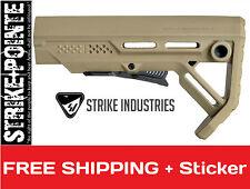 Strike Industries Viper FDE Tan MOD1 Viper Mod 1 MSpec MVP LC Compac QD minimal