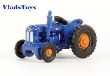 Oxford 1:148 N Gauge  Fordson Farm Tractor in Blue 1946-1970 NTRAC001