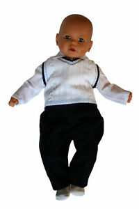 Taufanzug Baby Junge Kinder Hochzeit Anzüge Festanzug 3tlg K1