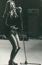 NANETTE WORKMAN  1970s  VINTAGE PHOTO ORIGINAL #3