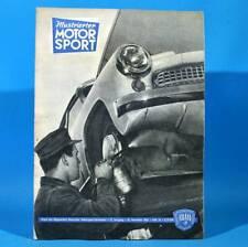 Illustrierter Motorsport IMS 24/1963 Deutsche Meister  Moto-Cross K-Wagen A
