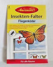 AEROXON insetti-Erebiachristi MOSCHE ESCA motivo-adesivi con esca accovacciato
