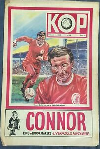 Liverpool FC  -  KOP Newspaper  -  February 14th 1968  -  Issue No 38