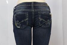 SILVER JEANS Tuesday Dark Wash Denim Jeans - Bootcut - Women's Size W 28 x L 33