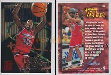 NBA FLEER 1995-1996 SERIES 2 - Rasheed Wallace, Bullets # 499 - Near Mint