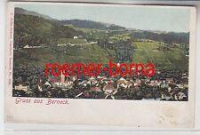 36946 Ak Gruß aus Berneck Schweiz Totalansicht um 1900