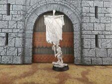 Warhammer Lord Of The Rings Uruk Hai Command - Banner metal LOTR ESDLA