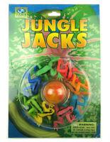 Club Earth Arrow Poison Frogs Jungle Jacks Ages 4+ NEW NIP Sealed