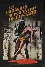DEAD MEN DON'T WEAR PLAID Movie POSTER 11x17 French Steve Martin Rachel Ward