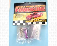 Powerline RC Parts CNC Aluminum Steering Idler and Pittman Arms NMT 7013