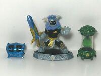 Skylanders Imaginators Cursed Tiki Temple Level Pack Master Wild Storm Sensei