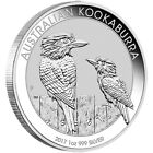 2017 Silver 1oz Kookaburra Bullion Coin