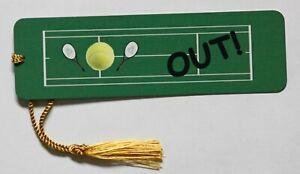 Bookmark - Tennis