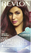 Revlon color effects highlights hair color - burgundy - oz
