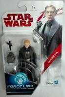 1 Action General Hux Star Wars Force Link 9,4 cm Gli utlimi Jedi Clone