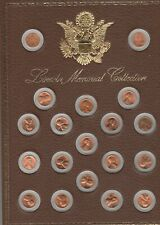 1958-1974 ~~ LINCOLN MEMORIAL COLLECTION  19 COIN LOT ~~ BU UNC RED BEAUTIES