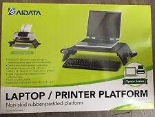 Laptop computer screen Riser stand Desk Tidy Platform
