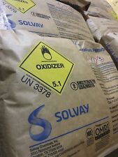 "Sodium Percarbonate ""Na2CO3 1.5H2O2"" UNCOATED Minimum 99% purity! 50LB BAG!"