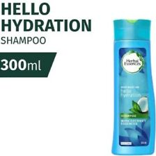 CLAIROL HERBAL ESSENCES Hello Hydration Shampoo 300ml-Feeling Soft and Silky