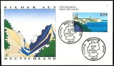 Frg 1993: Cape Arkona With Lighthouses! FDC Der No 1684! Berlin Stamp! 20-11