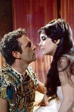 Elizabeth taylor & richard burton Poster Cléopâtre