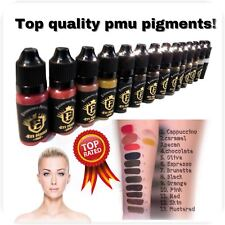 Eti Nail's Concentrated Manual Permanent Makeup Pigment Ink for Microblading