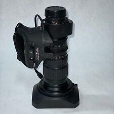 Fujinon A8.5x5.5 BEVM-28B ENG Broadcast TV Zoom Lens