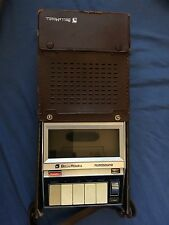Vintage Bell & Howell FILMOSOUND Cassette Recorder used by Guitarist Ray Monette