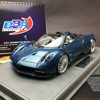 BBR 1:18 Scale Pagani Huayra Roadster Resin Car Model Collection New In Box