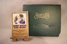 SHELIA'S 1998 HONEYMOON EMBRACE POSTER Gone With The Wind  GWW10  NIB (a618E)