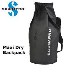 Scubapro Maxi Dry Backpack 30L 53.399.000 Diving Gear Bags Scuba Dive