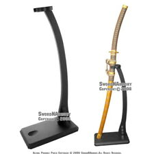 Deluxe Vertical Shogun Upright Sword Stand Heavy Duty