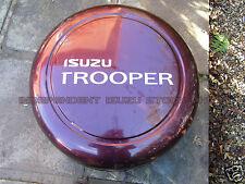 ISUZU TROOPER MONTEREY REAR WHEEL COVERS 3.0 3.1 LWB SWB
