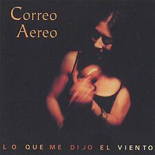 Aereo, Correo : Lo Que Me Dijo El Viento CD