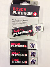 Bosch Platinum +4 Spark Plug 4459 in original box set of 4 plugs 0242225592