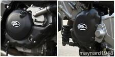 R&G ENGINE CASE COVER KIT (2 Covers) for SUZUKI DL650 V-STROM, 2004 to 2012