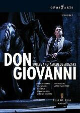 Wolfgang Amadeus Mozart - Don Giovanni (DVD, 2006, 2-Disc Set) Lluis Pasqual DVD