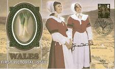 8 JUNE 1999 WALES 2nd SIGNED BY ASSEMBLY MEMBER JANE DAVIDSON BENHAM SILK FDC