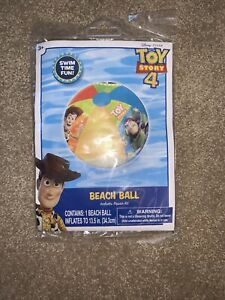 Disney Toy Story 4 Summer Fun Inflatable Ball Splash Kids Entertainment For Kids