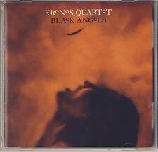 Kronos Quartet: Black Angels (Electra Nonsuch) Like New