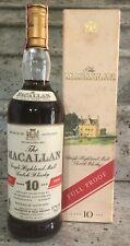 Whisky Macallan Full Proof 10 years old 75 cl 57% Giovinetti rarità