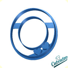 Cortador de Galleta Ocasiones Especiales O cookie cutter galleta Cuticuter