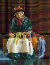 Royal Doulton Silks & Ribbons Figurine HN 2017 England Copr. 1948 & Co. Limited