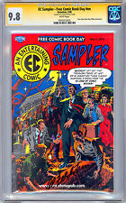 EC COMICS SAMPLER - FREE COMIC BOOK DAY #NN CGC-SS 9.8 MAD MAG AL FELDSTEIN 2008