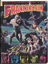 1973 Castle of Frankenstein #20 Magazine-Harryhausen/Theatre of Blood (M6320)