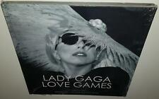 LADY GAGA LOVE GAMES (2003) BRAND NEW SEALED 4DVD + BOOK
