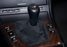 BMW Serie 3 E46 Nuovo Originale Alcantara Cambio Bagagliaio Leva Del Manica LHD